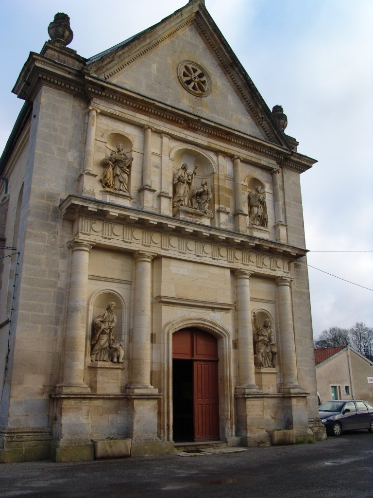 Notre-Dame-de-Benoite-Vaux