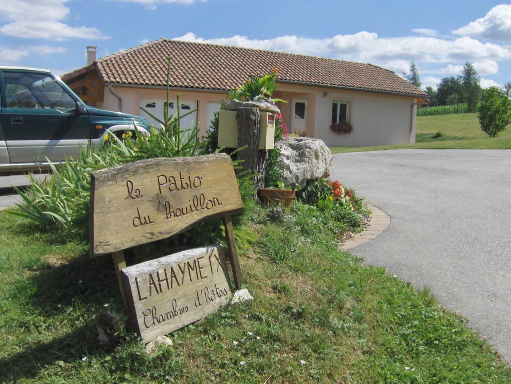 Le Patio du Brouillon - Chambres d'hôtes - Lahaymeix