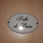 douche à l'italienne du PATIO DU BROUILLON